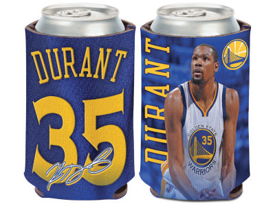 Golden State Warriors Kevin Durant Wincraft Can Coozie