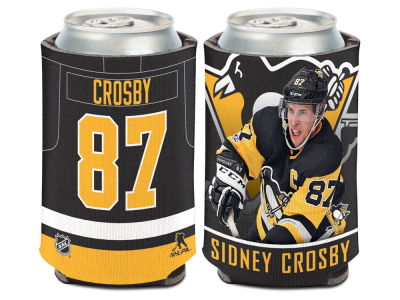 Pittsburgh Penguins Sidney Crosby Wincraft Can Coozie