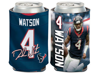 Houston Texans DeShaun Watson Wincraft Can Coozie