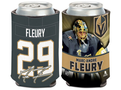 Vegas Golden Knights Marc-Andre Fleury Wincraft Can Coozie