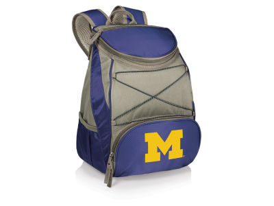 Michigan Wolverines Picnic Time PTX Backpack Cooler