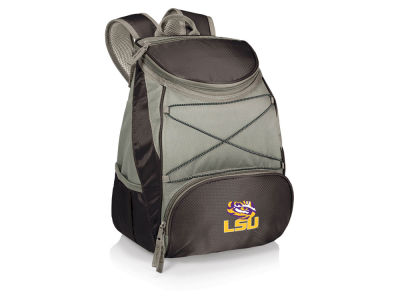 LSU Tigers Picnic Time PTX Backpack Cooler