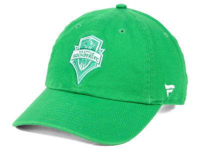 Seattle Sounders FC NHL Branded MLS St. Patricks Day Cap