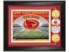 Iowa State Cyclones Highland Mint NCAA Bronze Coin Photo Mint Home Office & School Supplies
