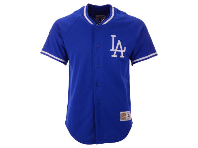 Los Angeles Dodgers Mitchell & Ness MLB Men's Pro Mesh Jersey
