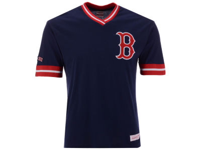 Boston Red Sox MLB Men's Coop Overtime Vintage Top T-shirt