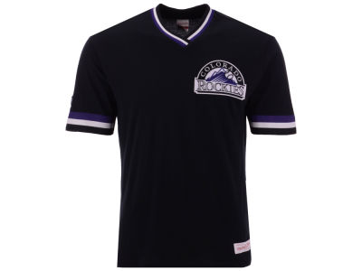 Colorado Rockies MLB Men's Coop Overtime Vintage Top T-shirt