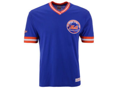 New York Mets MLB Men's Coop Overtime Vintage Top T-shirt