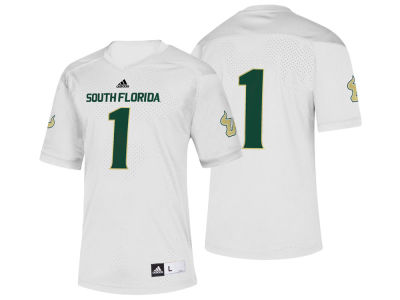 South Florida Bulls adidas NCAA Replica Football Jersey