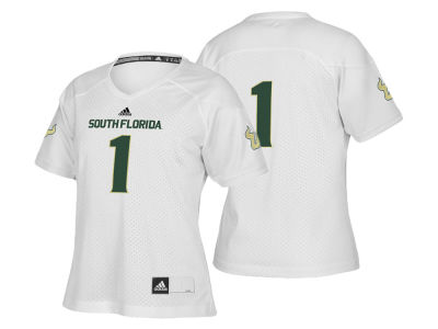 South Florida Bulls Nike NCAA Women's Football Jersey