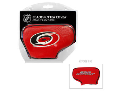 Carolina Hurricanes Team Golf Golf Blade Putter Cover