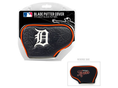 Detroit Tigers Team Golf Golf Blade Putter Cover