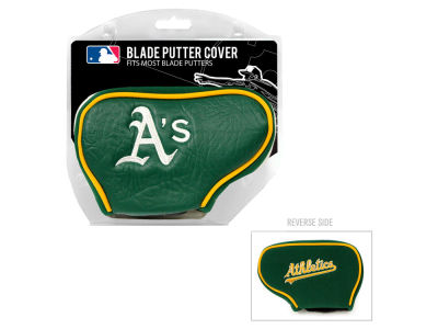 Oakland Athletics Team Golf Golf Blade Putter Cover