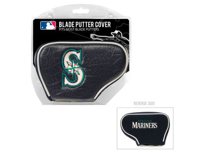 Seattle Mariners Team Golf Golf Blade Putter Cover