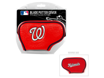 Washington Nationals Team Golf Golf Blade Putter Cover