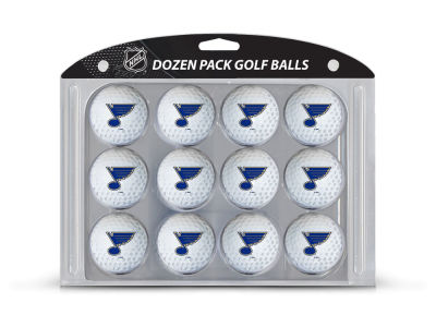 St. Louis Blues Team Golf Golf Balls, 12 Pack