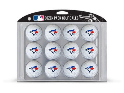 Toronto Blue Jays Team Golf Golf Balls, 12 Pack
