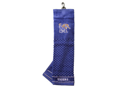 Memphis Tigers Team Golf Embroidered Golf Towel