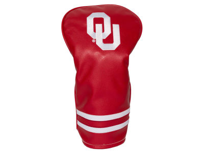 Oklahoma Sooners Team Golf Vintage Driver Head Cover