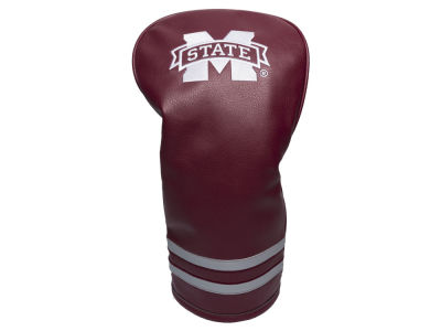 Mississippi State Bulldogs Team Golf Vintage Driver Head Cover