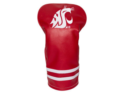 Washington State Cougars Team Golf Vintage Driver Head Cover