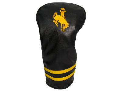 Wyoming Cowboys Team Golf Vintage Driver Head Cover