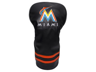 Miami Marlins Team Golf Vintage Driver Head Cover