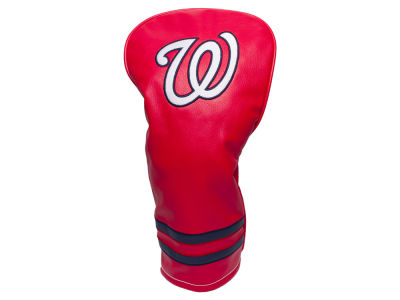 Washington Nationals Team Golf Vintage Driver Head Cover