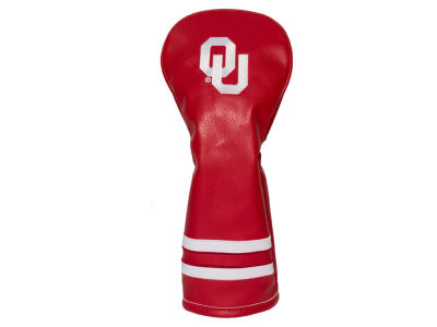 Oklahoma Sooners Team Golf Vintage Fairway Head Cover