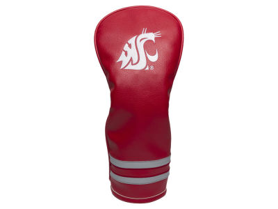 Washington State Cougars Team Golf Vintage Fairway Head Cover