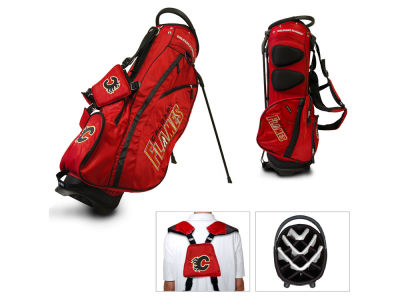 Calgary Flames Team Golf Fairway Golf Stand Bag