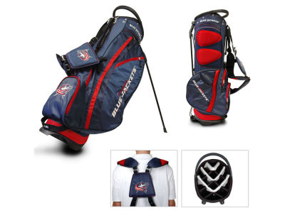 Columbus Blue Jackets Team Golf Fairway Golf Stand Bag