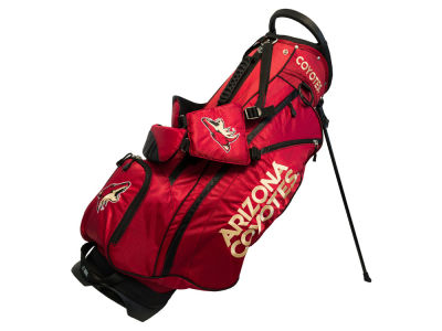 Arizona Coyotes Team Golf Fairway Golf Stand Bag