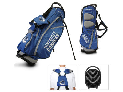 Vancouver Canucks Team Golf Fairway Golf Stand Bag