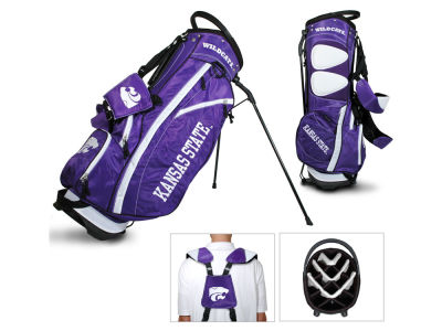 Kansas State Wildcats Team Golf Fairway Golf Stand Bag