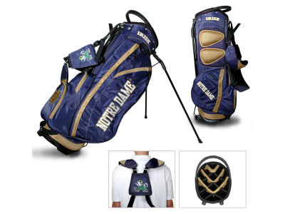 Notre Dame Fighting Irish Team Golf Fairway Golf Stand Bag