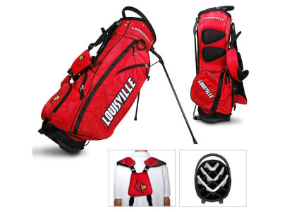 Louisville Cardinals Team Golf Fairway Golf Stand Bag
