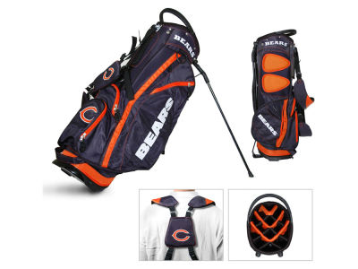 Chicago Bears Team Golf Fairway Golf Stand Bag