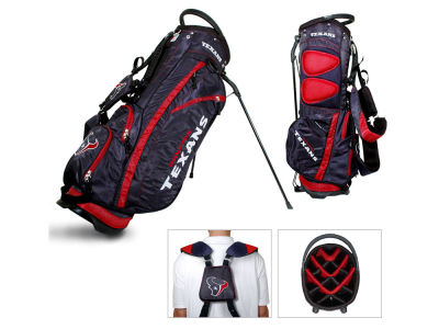 Houston Texans Team Golf Fairway Golf Stand Bag