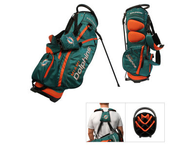 Miami Dolphins Team Golf Fairway Golf Stand Bag