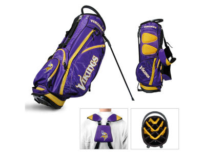 Minnesota Vikings Team Golf Fairway Golf Stand Bag