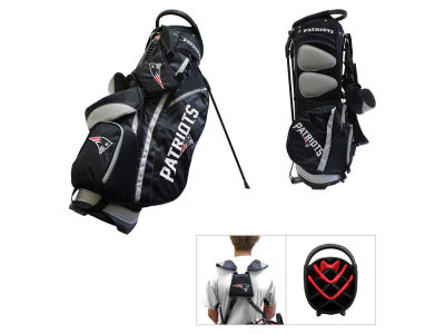 New England Patriots Team Golf Fairway Golf Stand Bag