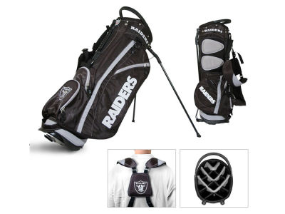 Oakland Raiders Team Golf Fairway Golf Stand Bag