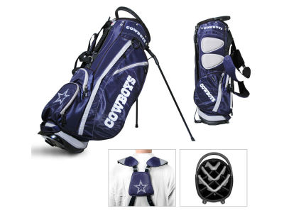 Dallas Cowboys Team Golf Fairway Golf Stand Bag