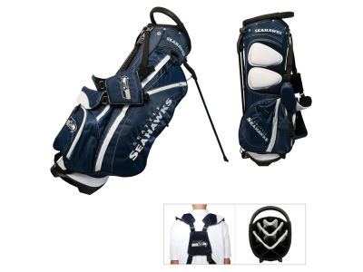 Seattle Seahawks Team Golf Fairway Golf Stand Bag
