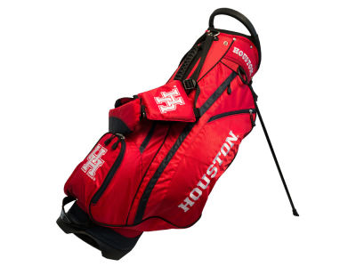 Houston Cougars Team Golf Fairway Golf Stand Bag