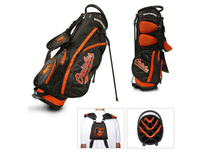Baltimore Orioles Team Golf Fairway Golf Stand Bag