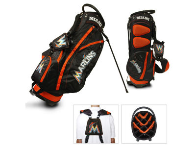 Miami Marlins Team Golf Fairway Golf Stand Bag