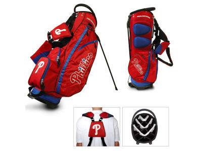 Philadelphia Phillies Team Golf Fairway Golf Stand Bag