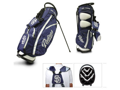 San Diego Padres Team Golf Fairway Golf Stand Bag